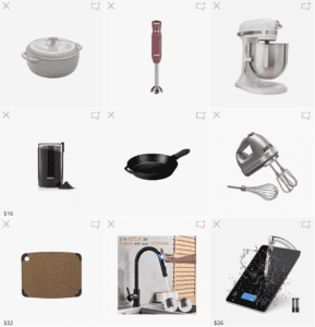 Gift Guide for Cookes