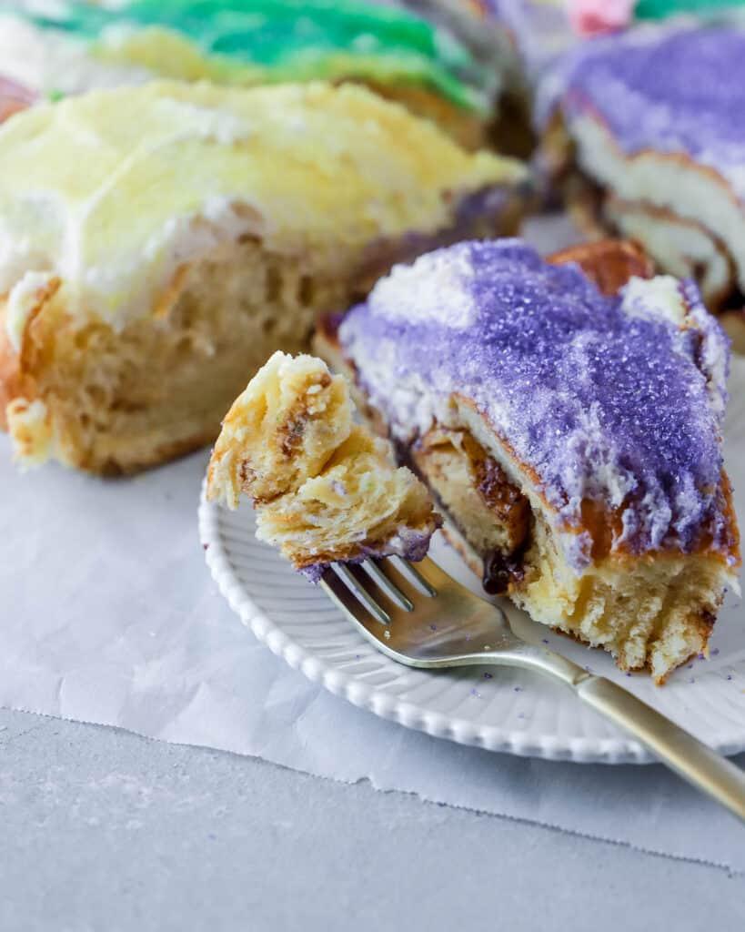 homemade king cake recipe