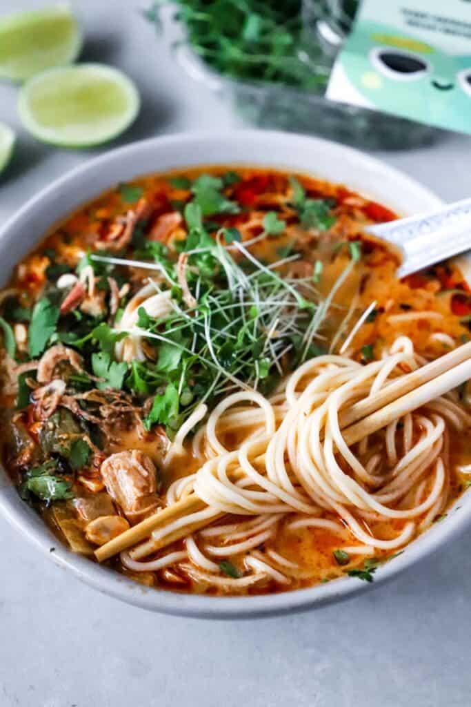 thai khao soi recipe