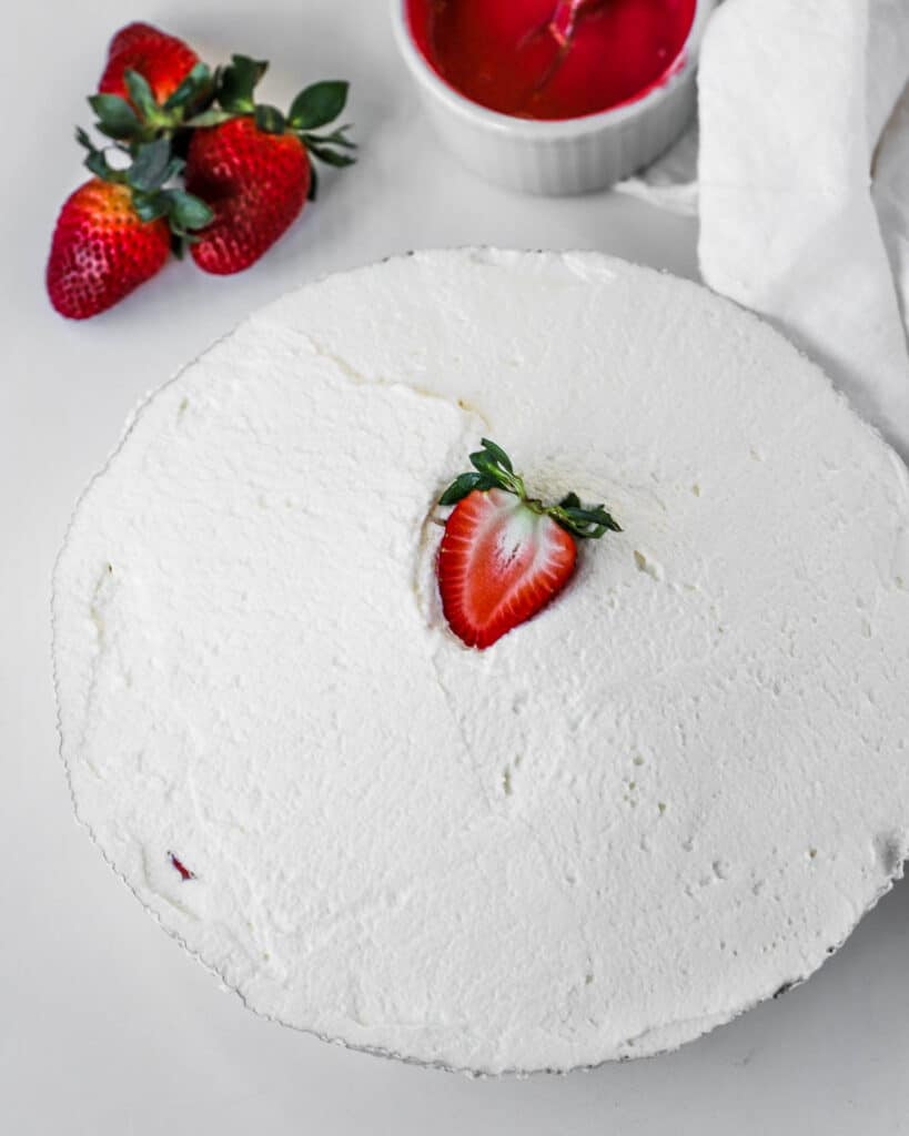 strawn's strawberry pie recipe