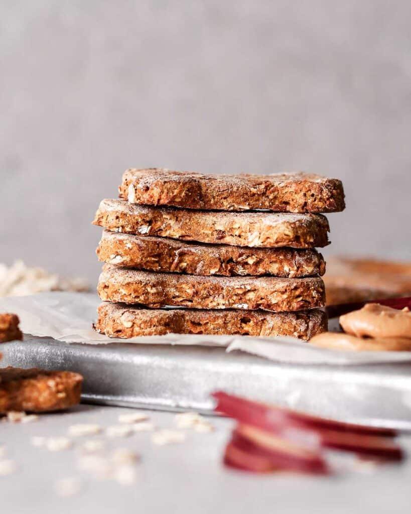 Homemade Dog Treat Recipe – Peanut Butter Apple