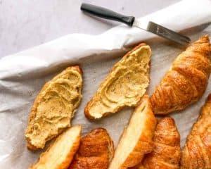frangipane - almond cream